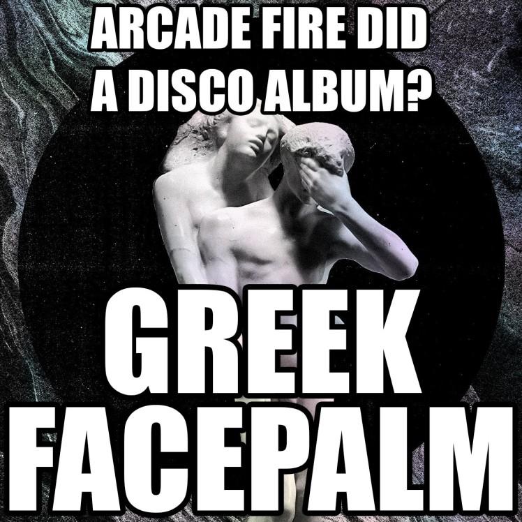 Greek Facepalm