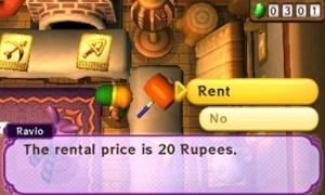 LBW rent