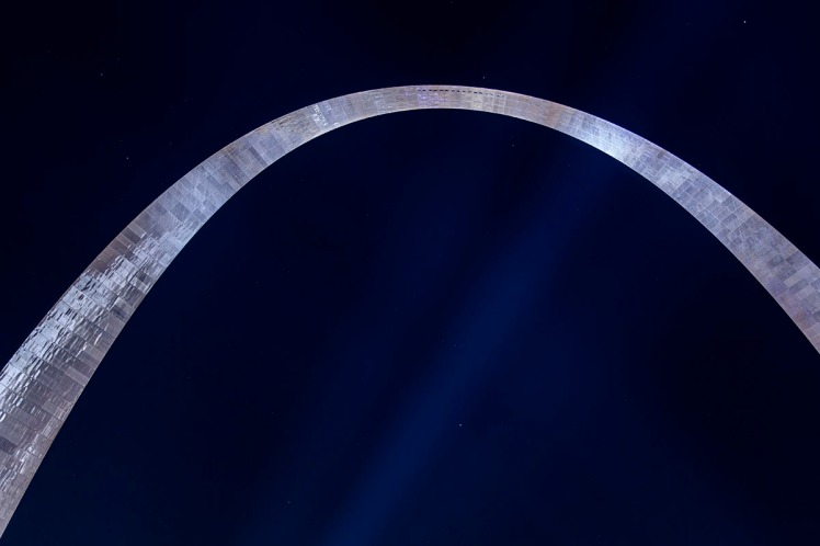 While it's kind of annoying that our city is known for one thing, the Gateway Arch is pretty cool and unique.